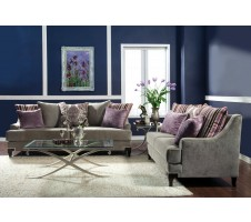 Vicensio Sofa and Loveseat set