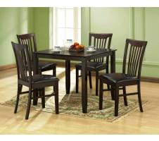 Avalon 5pc dining table Set