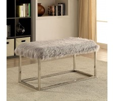 Ria Large Bench in Grey