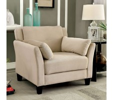 Ysabel Chair in Beige