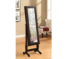 Jewelry Storage Cheval Mirror
