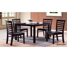 Roma 5pc. Dining set