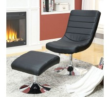 Xuo Lounge Chair and Ottoman