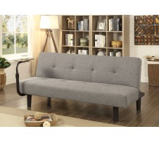 Bandon Adjustable Sofa Bed with Tray