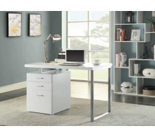 Winham Desk with cabinet