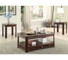 ON SALE! 3pc Barkley Coffee Table Set