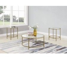 Madera 3pc. Coffee Table Set