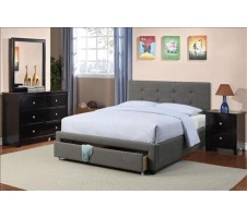 Symphony Platform bed with Storage