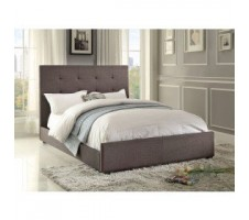 Cadmus Queen Fabric Bed Frame