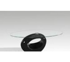 Euphoria Coffee table in black