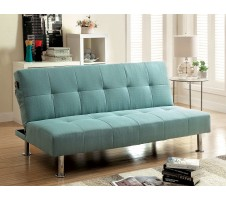Dewey Sofa Bed in Blue