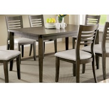 Dwight Dining Table in warm Grey