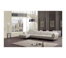 Kami 3pc. Sectional in white