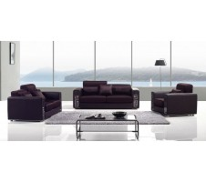 Pompeo 3pc Sofa, Loveseat, Chair Set