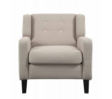 Roweena Chair in Beige