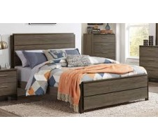 Urbana Queen Bed Frame