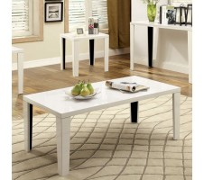 Leila 3pc. High Gloss Coffee Table Set