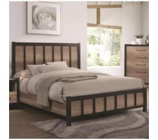 Edgewater Queen Panel Bed