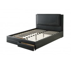 Copenhagen Platform Bed with Drawers