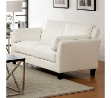 Rivera Loveseat in White