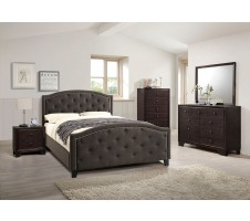 Alston Queen Plafform Bed