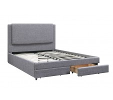 SALE! Winston Queen Platform Bed with Storage