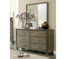 Norway Dresser in warm brown grey