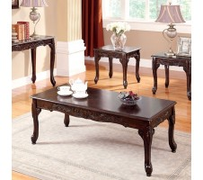San Roque 3pc. Coffee Table Set