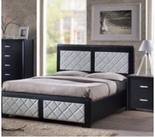Lance Queen platform Bed Frame