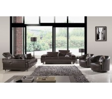 Kyla 4pcs Sofa, Loveseat & 2 Chair set