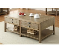 Arden Coffee Table with drawers