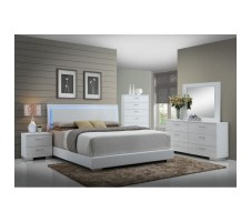 Longin Queen Bed frame