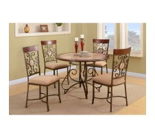 Mabel 5pcs Dining set