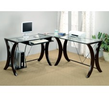 Gordon 3pc L shaped desk