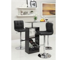 Kayson 3pc Bar Set with Stools