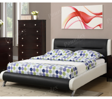 Converse Queen Platform Bed Frame