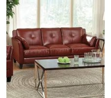 Riviera Sofa In Red