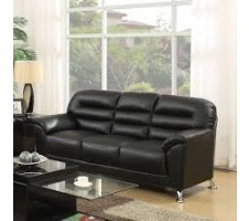 Sibba Sofa in Black