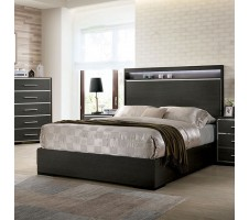 CM7589 CAMRYN QUEEN BED with Touch LED Lights
