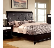 Bryant Queen Bed Frame in black