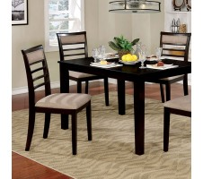 Fafnir 5pc Dining Set in Espresso
