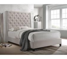 SALE! Chantilly Queen Bed in Beige
