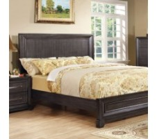 Kayson Queen Grey Bed Frame