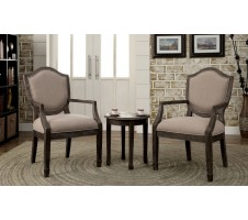 Acfold 3pc. Chair set
