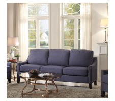 Zapata Sofa in Blue
