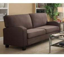 Nova Linen Sofa in charcoal