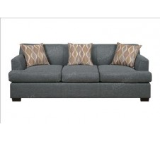 SALE! Damascus Sofa blue grey