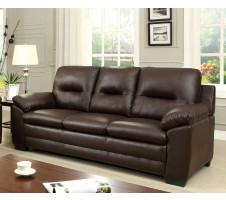 Parma Sofa in Dark Brown