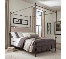 Lanchester Queen Poster Bed Frame