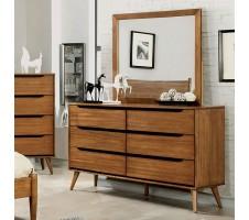 Lennard Mid Century Dresser